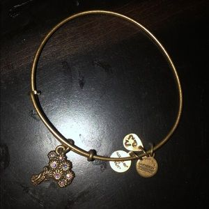 "Alex and Ani ""I Pick You"" bracelet"